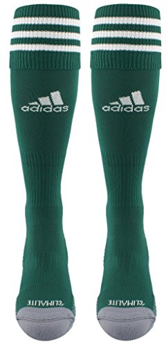adidas Copa Zone Cushion III Soccer Socks, Green/White, Size Medium Adidas Green