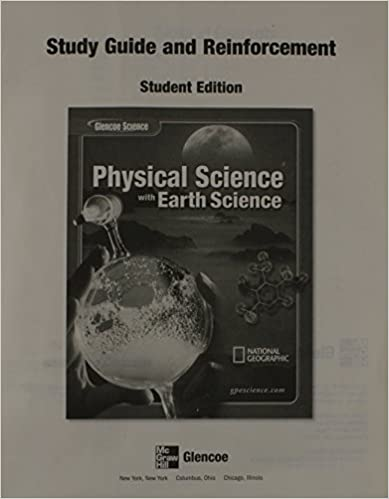 Physical science with earth science study guide reinforcement physical science with earth science study guide reinforcement student edition glencoe science study guide edition urtaz Gallery