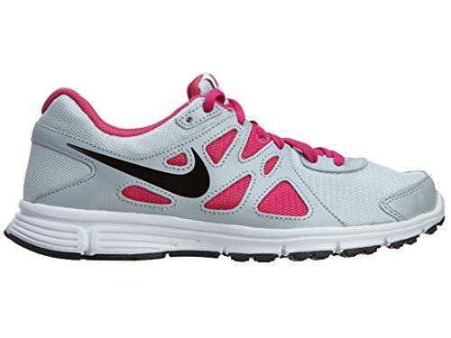 Pink Black Nike Niña Hot Pure Zapatillas Gs Para Revolution Platinum 2  HHxFzP d3d36decf125b