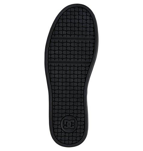 Black Shoes Black deporte para de Zapatillas DC Grey hombre dTnqZwBB0