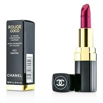Chanel Rouge Coco Ultra Hydrating Lip Colour 3.5g/0.12ozColor: # 452 - Avenues Chanel