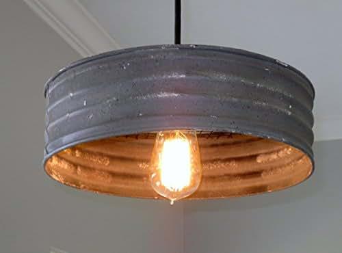Amazon Com Metal Sifter Pendant Light Handmade