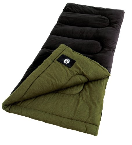 Coleman Oscine Cold-Weather Sleeping Bag, Outdoor Stuffs