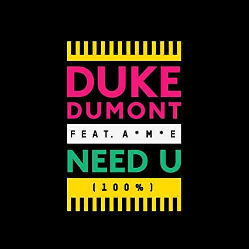 Need U (100%)