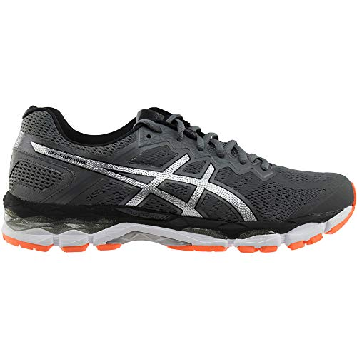 Silver GelSuperion Shoe Grey ASICS Running Orange Men's 6XPfdd5xnq
