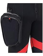 Mares Smart Pocket Bolsa de Deporte para Buceo, Black, One Size
