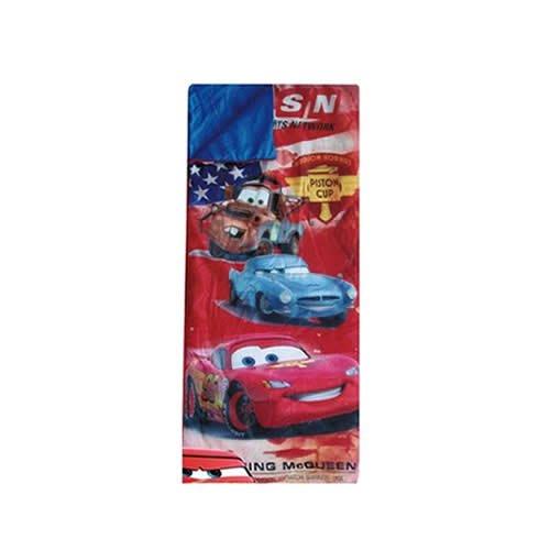 Diseño de personaje de Disney Niños saco de dormir (Cars 2): Amazon.es: Deportes y aire libre