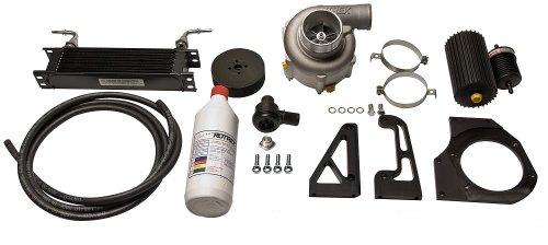 (KraftWerks 150-05-0030K Race Kit with Rotrex C30-94 Supercharger for Honda K-Series Engine)