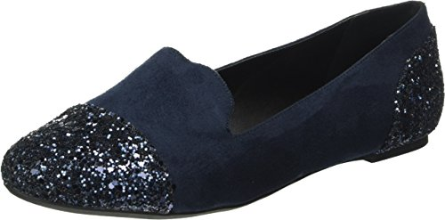 Another Pair of Shoes Bellee2, Bailarinas para Mujer Azul (dark blue70)