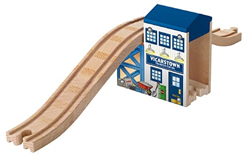 (Fisher-Price Thomas & Friends Wooden Railway, Over and Under Bridge)