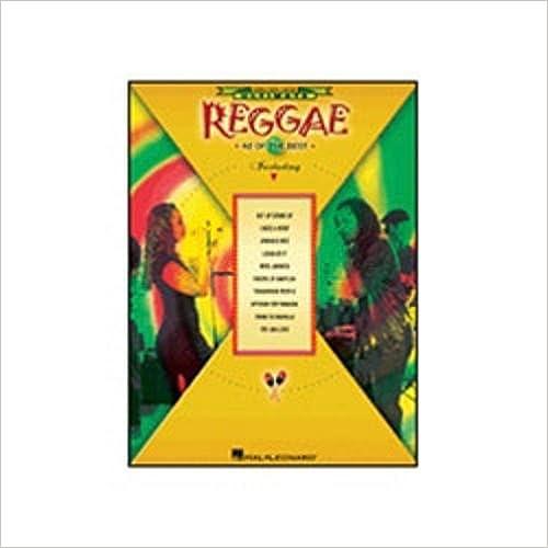 Hal Leonard Ultimate Reggae (Piano/Vocal/Guitar)
