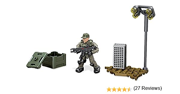 Mega Bloks Terminator: Genisys Resistance Soldier Pack: Amazon.es ...