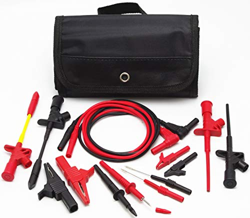 TestHelper TH-8-KIT Electronic Specialties Automotive Test Probe Kit,Test Lead Set ()