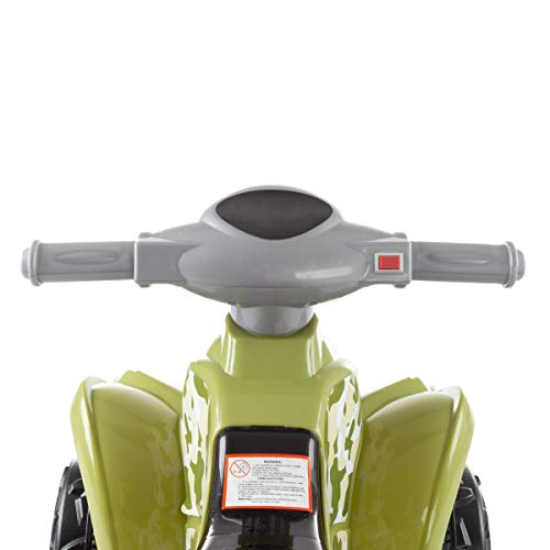 41j2NzPdSXL - Lil' RiderRide-On Toy ATV -Battery Operated Electric 4-Wheeler for Toddlers with Included Battery Charger and Push Button Start (Green Camo)