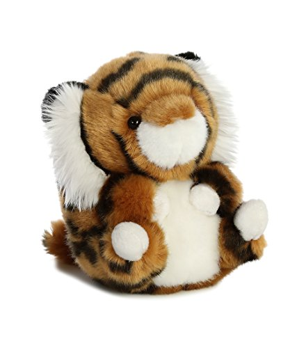 Aurora World Rolly Pet Terrific Tiger Plush