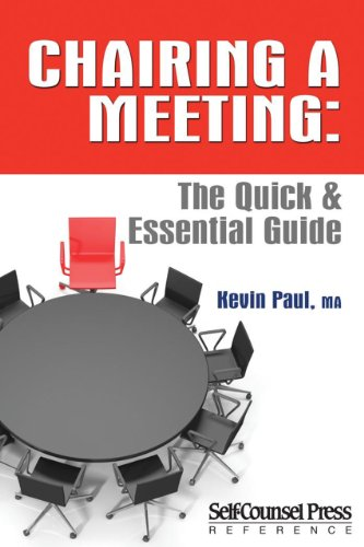 Chairing a Meeting: The quick & essential guide (Reference Series)