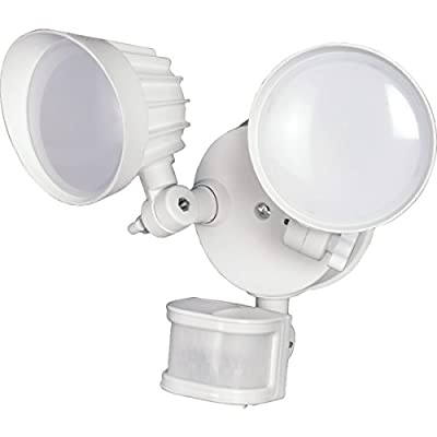 Honeywell NS0411-06 2000 lm LED Security Light, White