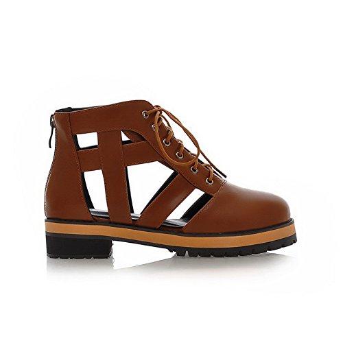 Adee , Damen Sandalen, Braun - braun - Größe: 38 EU