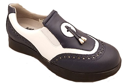 Sandbaggers Madison Ii Womens Golf Shoes Navy