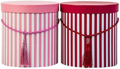 Dekoboxen in Gold Schwarz oder Gold Wei/ß mit Bl/ättern elegante Aufbewahrungsboxen und Geschenkschachteln Feder oder Fischschuppen-Design Mit Bl/ättern Schwarz 3er Set Blumeboxen mit Deckel