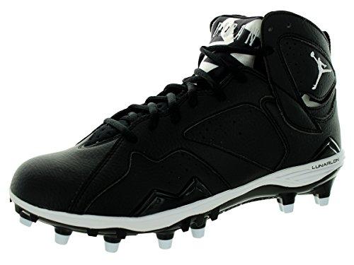 [719543-010] AIR Jordan AJ Retro 7 TD Mens Sneakers AIR JORDANBLACK White Noir