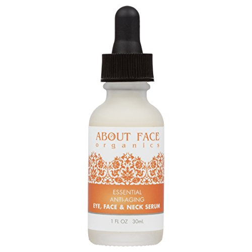 Organic Anti Aging Vitamin C Serum for Face with Vitamins C, B3, A & E + Hyaluronic Acid, DMAE & CoQ10 | Vitamin Complex for Face| Paraben & Cruelty Free C Serum, 1 Ounce