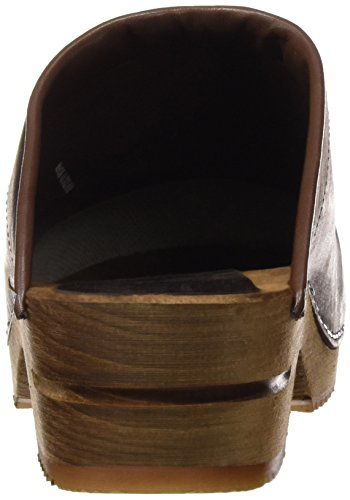Wood 78 78 Christian Chaussures open Brown 1200009M Antique 78 homme Sanita Marron 4fdBFqxf