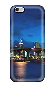 Hot 9795186K95935138 Design High Quality Miami City Cover Case With Excellent Style For Iphone 6 Plus