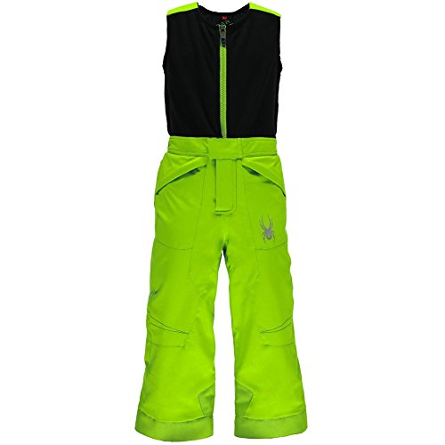 Spyder Boys Mini Expedition Pants, Size 5, Bryte Green by Spyder