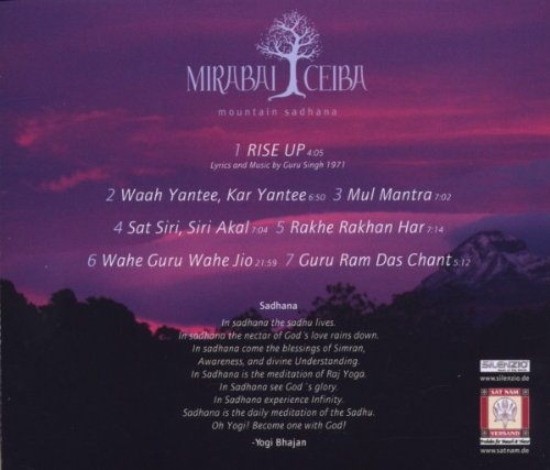 Mirabai Ceiba - Mountain Sadhana - Amazon.com Music