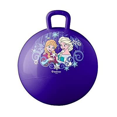 Hedstrom 55-97081-1P Disney Frozen Hopper Ball: Toys & Games