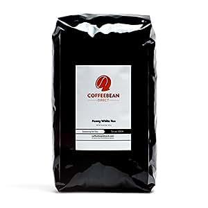 Coffee Bean Direct Peony White Loose Leaf Tea, 2 Pound Bag