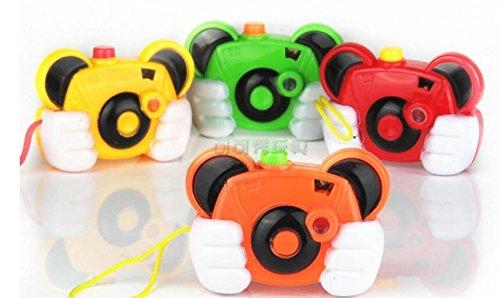 Tery Baby Toddler giocattoli giocattoli elettronic Regalo del puntello di fotografia del giocattolo della macchina fotografica della bolla della proiezione della macchina fotografica del fumetto