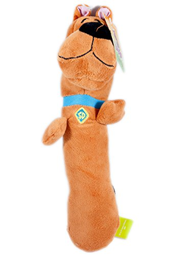 Scooby Doo Plush Dog Toy, 2-Pack For Sale