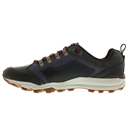 Merrell Mens All Out Crusher Leren Schoenen Rosin