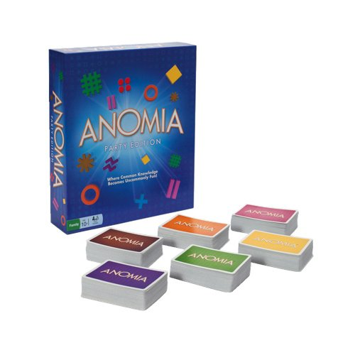 (Everest Toys Anomia Party Edition Card Game )