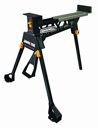 New Rockwell Rk9003 Jawhorse Folding Portable Work Station Sawhorse Sale
