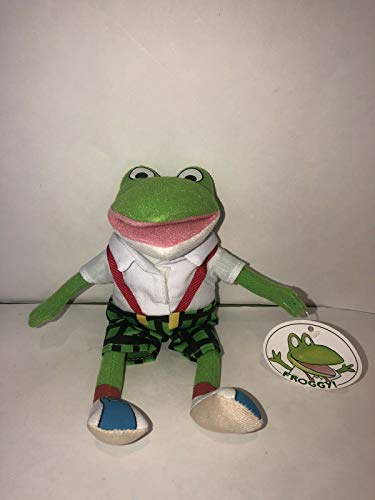 Plush Froggy - Froggy Plush 7