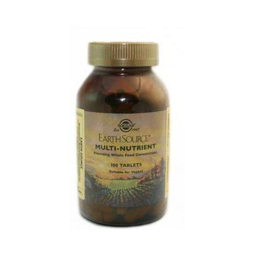 Earth Source Multi-Nutrient 180 comprimidos de Solgar ...