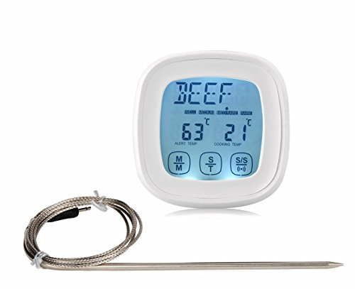 LUOYIMAN Thermometer Kitchen Digital Countdown