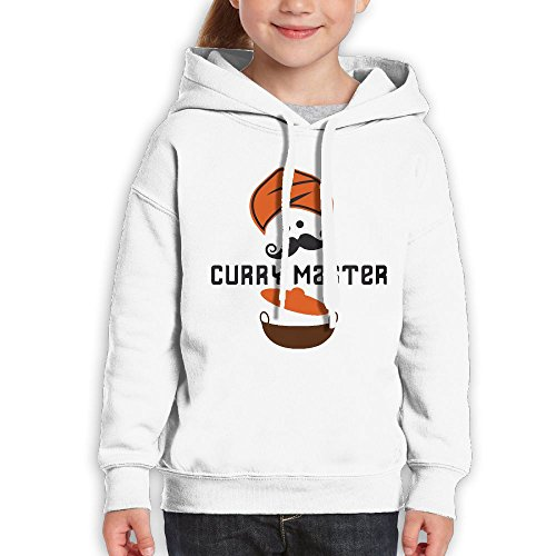 FDFAF Teenager Youth Funny Curry Master Turban Moustache And Balti Pot Mountain Climbing Casual Style Hoodie Hoodies XL - 12 Masters Fake Retro