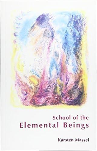 Book School of the Elemental Beings