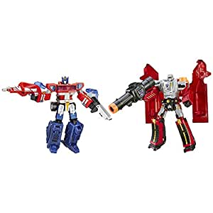 """Transformers Generations, Platinum Edition, """"One Shall Stand, One Shall Fall"""""""