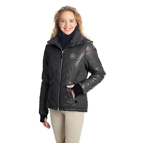 (Ovation Ladies Jessie Jacket XS Taupe)