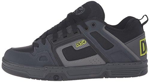 DVS comanche grey/black/lime