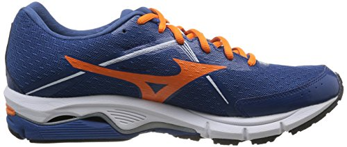 Dark Orange Blau Mizuno Wave Ultima Flâneurs White Blue Homme 6 Vibrant SRYBwq