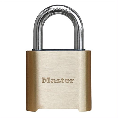 Master Lock 975 Resettable Combination