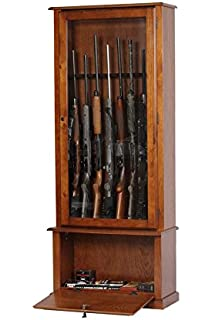 Amazon.com: American Furniture Classics Horizontal Gun Display ...