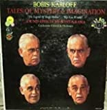Tales of Mystery and Imagination LP : Boris Karloff and Sound Effects By Myst-A-Rama