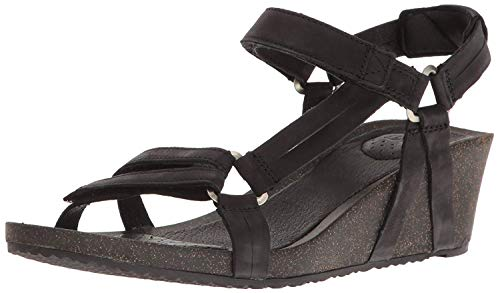 Teva Women's W Ysidro Universal Wedge Sandal (11 B(M) US / 42 EUR, - Teva Sandals Cork